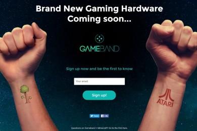 Atari volverá al mundo del videojuego con una Gameband
