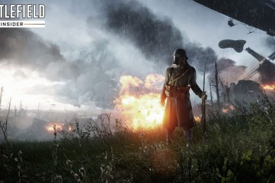 Comparativa en 4K: Battlefield 1 en PS4 Pro frente a PC