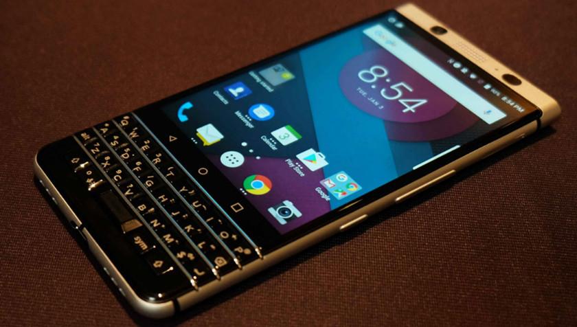 """BlackBerry Mercury, la """"resurrección"""" comienza en el MWC"""