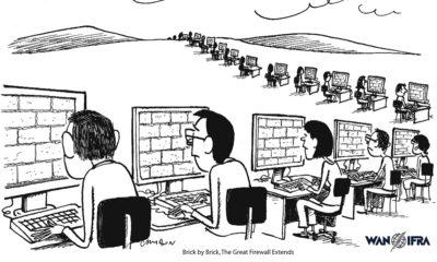 China se lanza contra los servidores VPN, más censura 47