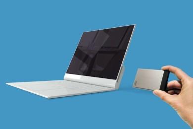 NexDock prepara un portátil compatible con la Intel Compute Card