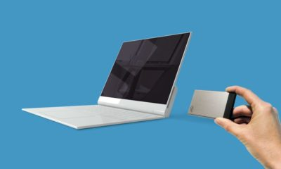 NexDock prepara un portátil compatible con la Intel Compute Card 29