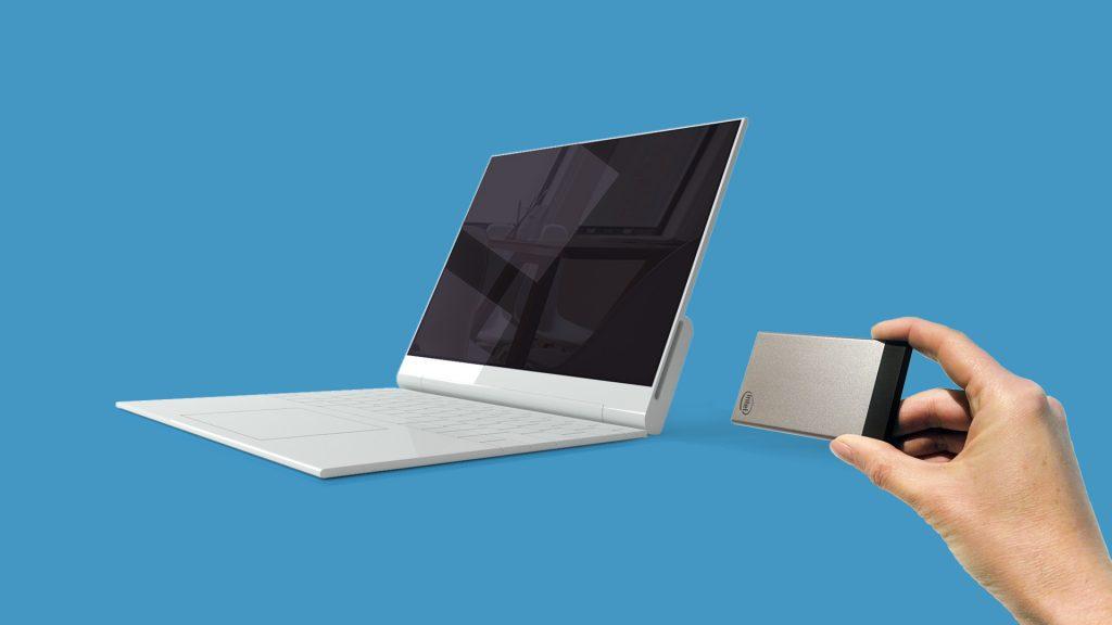 NexDock prepara un portátil compatible con la Intel Compute Card 30