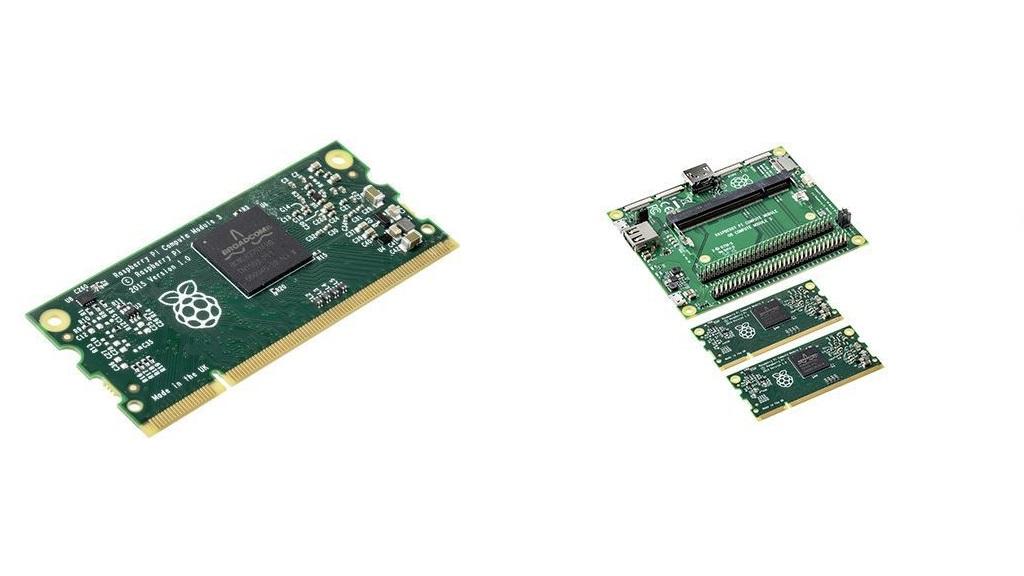 Raspberry Pi lanza el nuevo Compute Module 3 29