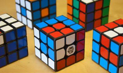 Este robot hecho con Raspberry Pi y piezas de Lego puede resolver el cubo de Rubik 55