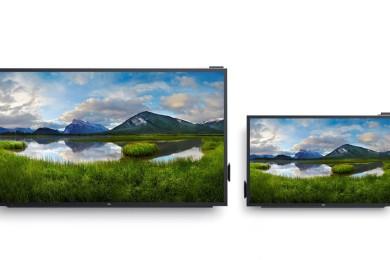 Dell presenta dos nuevos monitores interactivos de 55 y 86 pulgadas