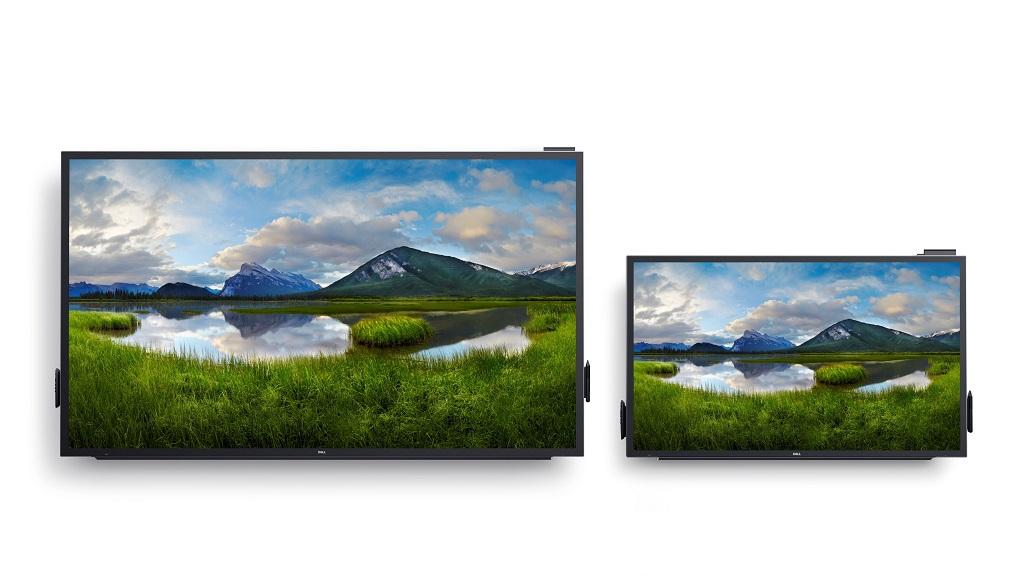 Dell presenta dos nuevos monitores interactivos de 55 y 86 pulgadas 29
