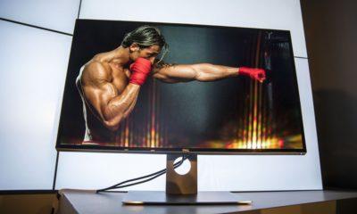 Dell UltraSharp, un monitor de lujo con resolución 8K 100