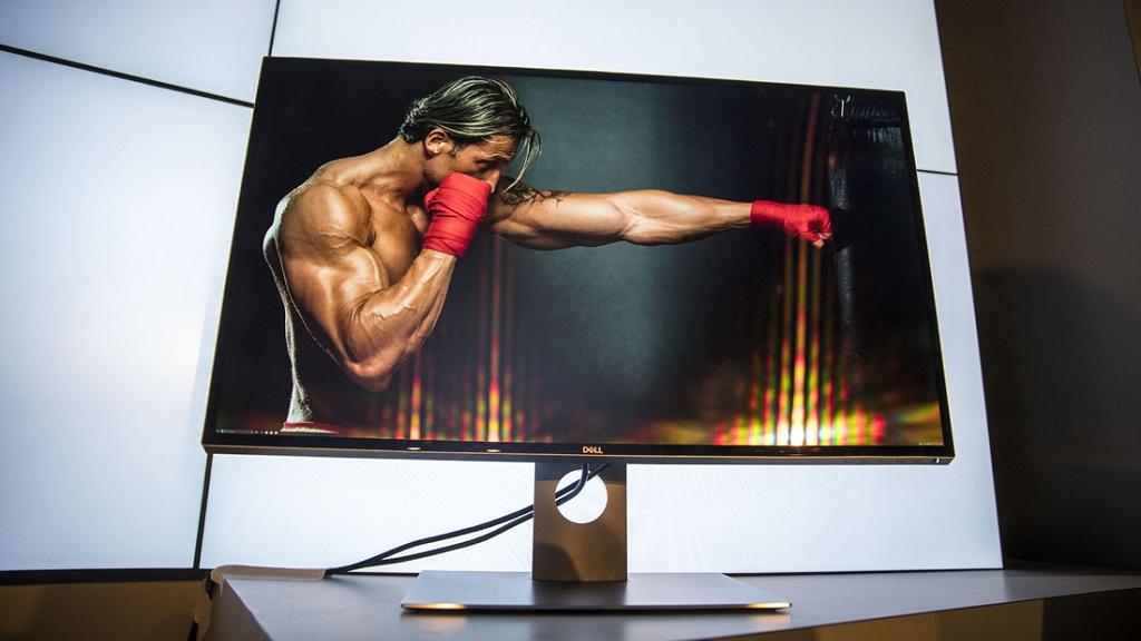 Dell UltraSharp, un monitor de lujo con resolución 8K 28