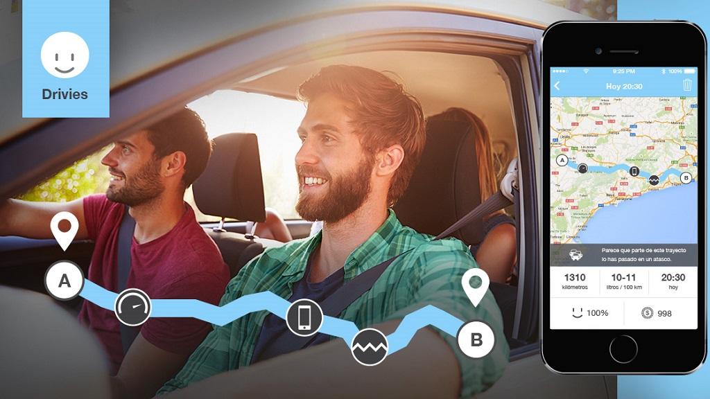 ¿Conoces DRIVIES? Así es la app que premia a los buenos conductores 30