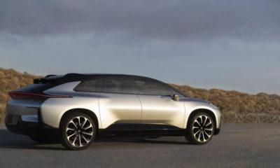 El coche FF 91 de Faraday costará unos 300.000 dólares 29