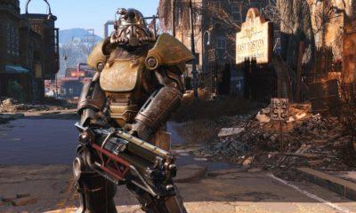 El pack de texturas de alta resolución para Fallout 4 requiere una RX 490 68