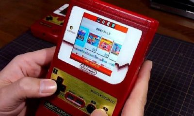 Famicom Pocket, una Famicom Mini en el cuerpo de una Game Boy 61
