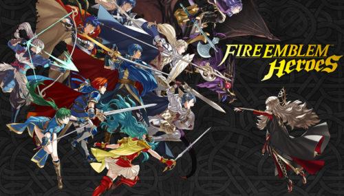 Fire Emblem Heroes, otro juego móvil de Nintendo