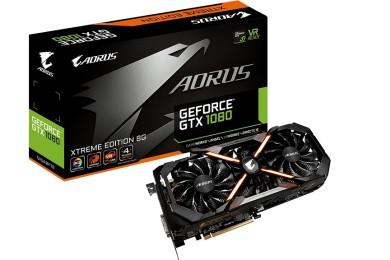 GIGABYTE lanza la nueva GeForce GTX 1080 AORUS Xtreme Edition