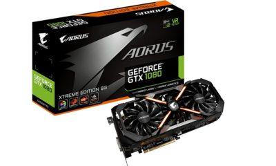 GIGABYTE lanza la nueva GeForce GTX 1080 AORUS Xtreme Edition 97