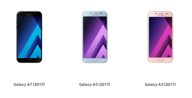 Galaxy-A-2017-1 SmartPhones