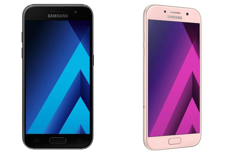 Galaxy-A-2017-2 SmartPhones