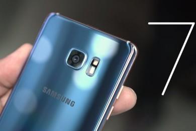 Samsung limita la carga del Galaxy Note 7 al 15% en Corea
