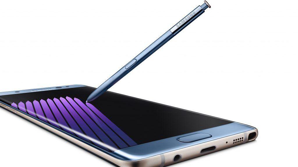 Samsung explicará lo ocurrido con el Galaxy Note 7 este mes 29