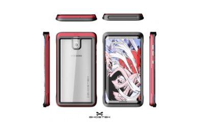 Un fabricante de fundas filtra el Galaxy S8 con todo lujo de detalles 55