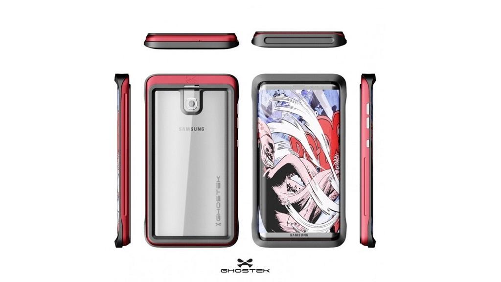 Un fabricante de fundas filtra el Galaxy S8 con todo lujo de detalles 27