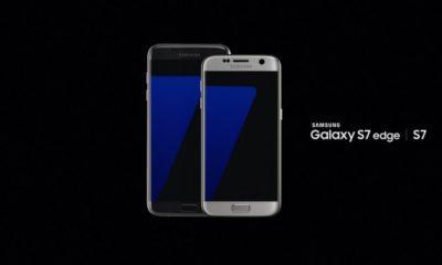 Samsung habla sobre el problema de la línea rosa en los Galaxy S7 Edge 42