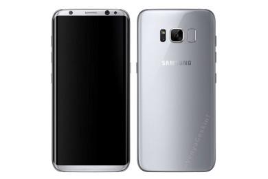 Imagen de un Galaxy S8 funcional, así es su interfaz