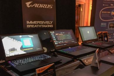Nuevos portátiles Gigabyte Aorus ¡Todo por el juego!