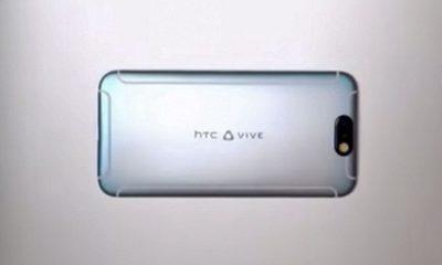 Se filtra en vídeo el nuevo smartphone HTC Vive 86