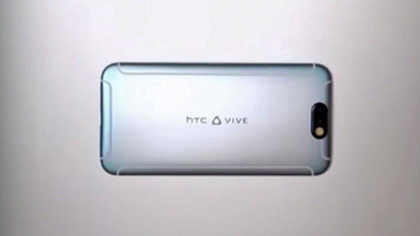Se filtra en vídeo el nuevo smartphone HTC Vive