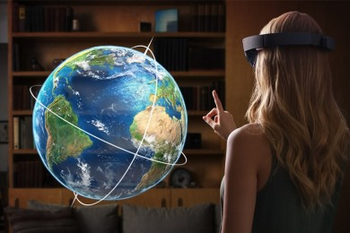 Microsoft suelta prenda sobre las ventas de HoloLens