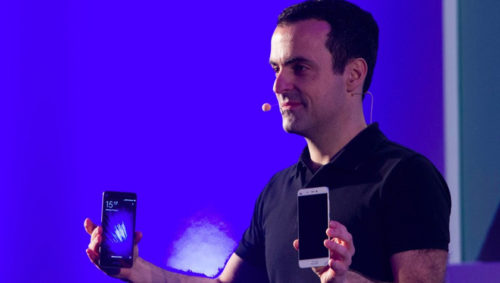 Hugo Barra sale de Xiaomi