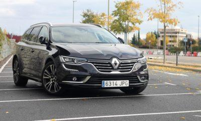 Renault Talisman, mucho de todo 158