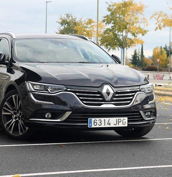 Renault Talisman, mucho de todo 32