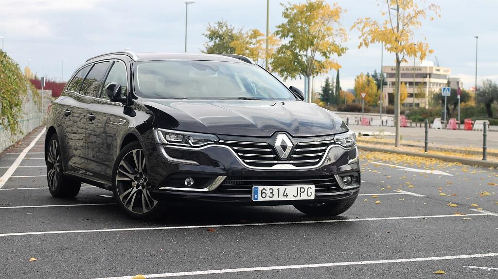 Renault Talisman, mucho de todo 30