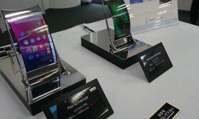 Japan Display presenta pantalla LCD flexible de 5,5 pulgadas 85