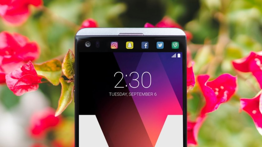 EL LG G6 tendrá una pantalla 18:9 con resolución QHD+