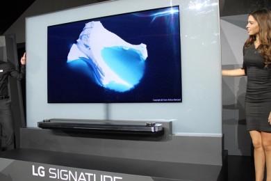 LG Signature W7 Super UHD, una televisión de 20.000 dólares