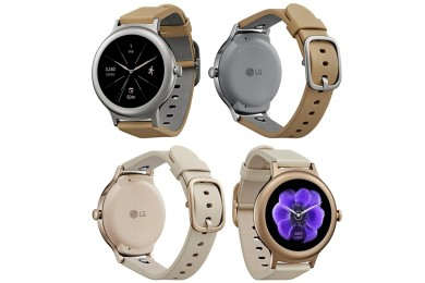 Imágenes del Watch Style, el próximo smartwatch económico de LG