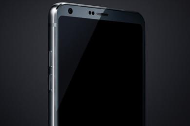 Primera imagen real del LG G6, listo para el MWC