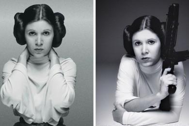 Lucasfilm no tiene intención de utilizar una Carrie Fisher virtual
