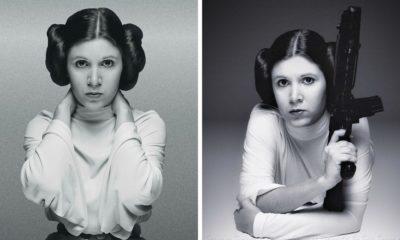 Lucasfilm no tiene intención de utilizar una Carrie Fisher virtual 68