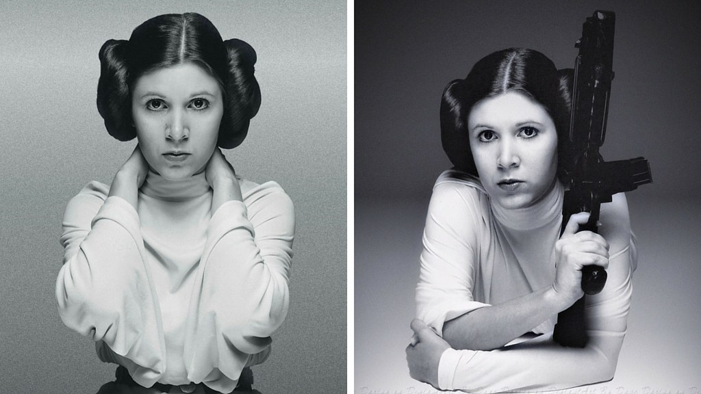 Lucasfilm no tiene intención de utilizar una Carrie Fisher virtual 31