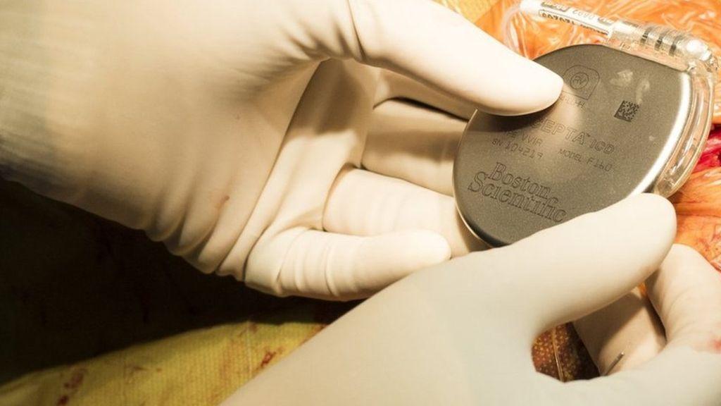 Científicos trabajan en un marcapasos que obtiene energía del corazón 28