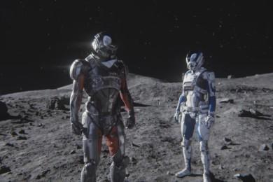 """Romances en Mass Effect: Andromeda, el juego """"se calienta"""""""