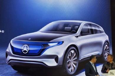 Mercedes prepara un coche inteligente equipado con NVIDIA DRIVE CX