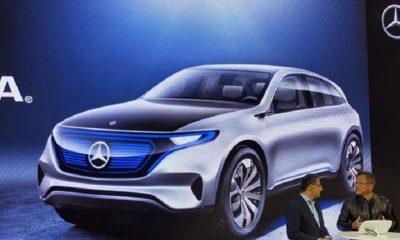 Mercedes prepara un coche inteligente equipado con NVIDIA DRIVE CX 96