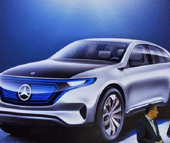 Mercedes prepara un coche inteligente equipado con NVIDIA DRIVE CX 33