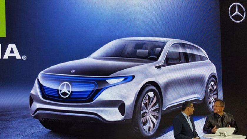 Mercedes prepara un coche inteligente equipado con NVIDIA DRIVE CX 31
